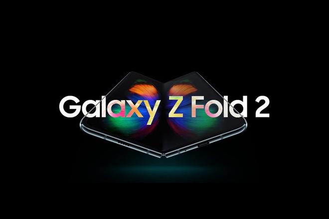 Chiếc smartphone màn hình gập tiếp theo của Samsung sẽ có tên là Galaxy Z Fold 2 - Ảnh 1.
