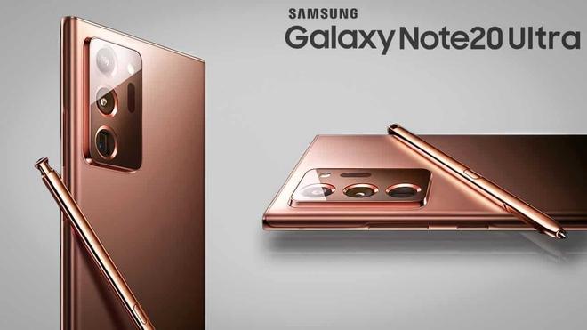 Samsung Galaxy Note 20 và Note 20 Ultra lộ giá bán - Ảnh 1.