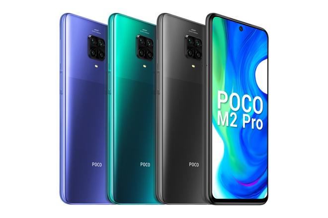 POCO M2 Pro ra mắt: Snapdragon 720G, 4 camera, pin 5000mAh, giá từ 4.3 triệu đồng - Ảnh 1.