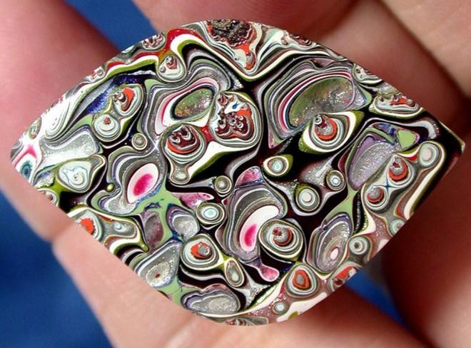 Tìm hiểu về đá mã não Detroit: Loại đá quý hoàn toàn là sản phẩm nhân tạo - Ảnh 8.