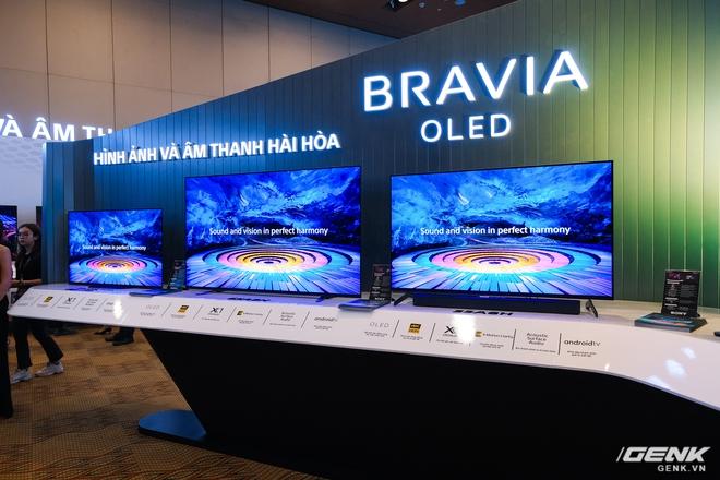 Cận cảnh TV Bravia 8K và OLED 4K nhỏ nhất thị trường Việt Nam của Sony - Ảnh 6.