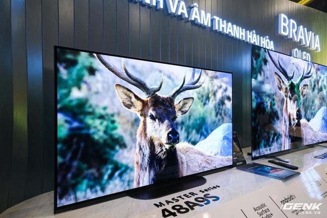 Cận cảnh TV Bravia 8K và OLED 4K nhỏ nhất thị trường Việt Nam của Sony - Ảnh 4.