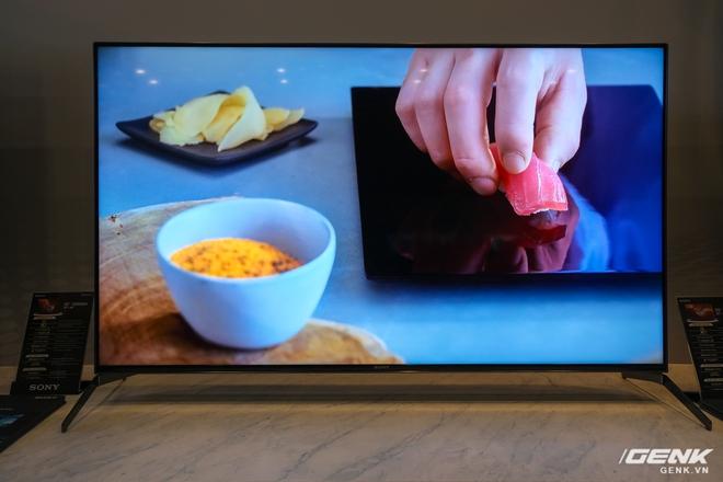 Cận cảnh TV Bravia 8K và OLED 4K nhỏ nhất thị trường Việt Nam của Sony - Ảnh 7.