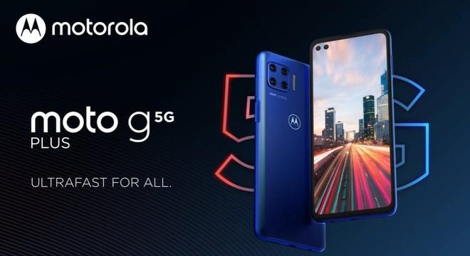 Moto G 5G Plus ra mắt: Màn hình 90Hz, 4 camera 48MP, pin 5000mAh, giá từ 9.1 triệu đồng - Ảnh 1.