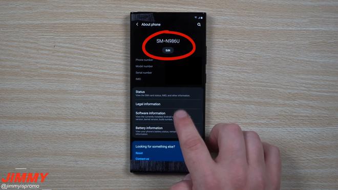 [Video] Trên tay Galaxy Note 20 Ultra trước ngày ra mắt: Cụm camera lồi nhiều, bút S-Pen giống Note 10 - Ảnh 3.