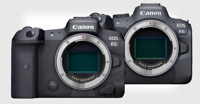 Canon chính thức ra mắt bộ đôi Mirrorless EOS R5 và R6: Sự trở lại ngôi vương của Canon? - Ảnh 1.