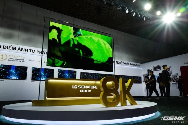 Cận cảnh 2 TV OLED 8K mới nhất của LG: Mỏng, đẹp, giá cũng sang chảnh không kém - Ảnh 3.