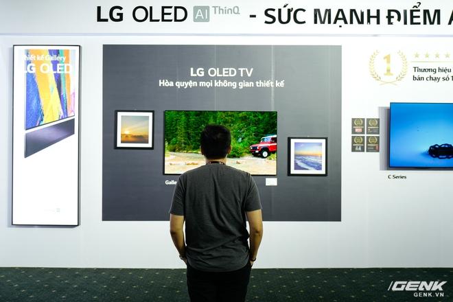 Cận cảnh 2 TV OLED 8K mới nhất của LG: Mỏng, đẹp, giá cũng sang chảnh không kém - Ảnh 10.
