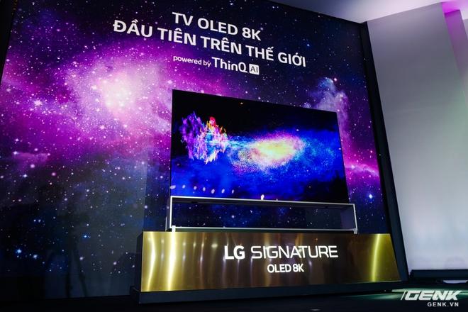 Cận cảnh 2 TV OLED 8K mới nhất của LG: Mỏng, đẹp, giá cũng sang chảnh không kém - Ảnh 9.