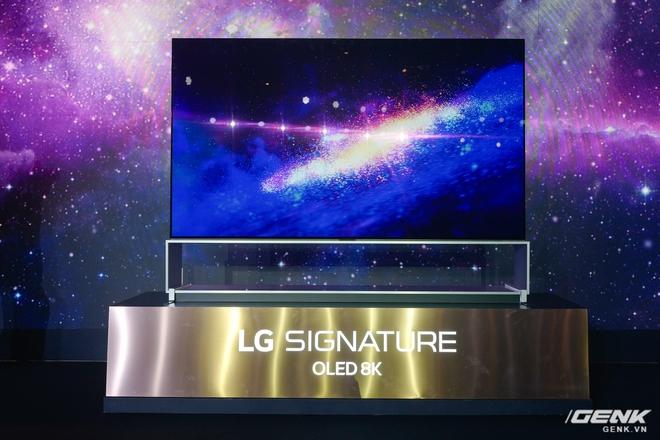 Cận cảnh 2 TV OLED 8K mới nhất của LG: Mỏng, đẹp, giá cũng sang chảnh không kém - Ảnh 6.