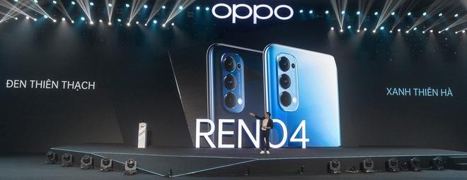 OPPO ra mắt Reno4, Reno4 Pro và OPPO Watch tại Việt Nam - Ảnh 9.