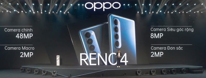 OPPO ra mắt Reno4, Reno4 Pro và OPPO Watch tại Việt Nam - Ảnh 5.