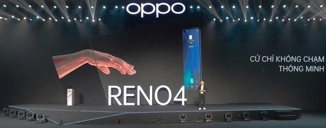 OPPO ra mắt Reno4, Reno4 Pro và OPPO Watch tại Việt Nam - Ảnh 6.