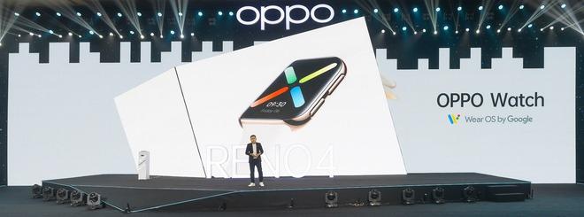 OPPO ra mắt Reno4, Reno4 Pro và OPPO Watch tại Việt Nam - Ảnh 13.