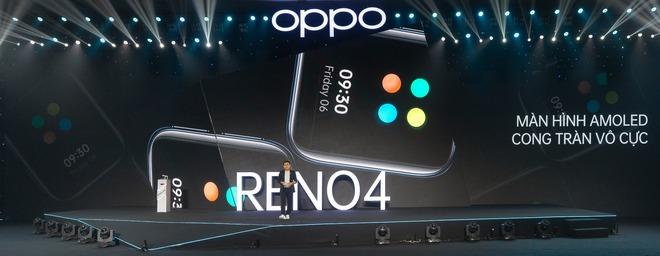 OPPO ra mắt Reno4, Reno4 Pro và OPPO Watch tại Việt Nam - Ảnh 14.