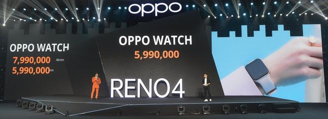 OPPO ra mắt Reno4, Reno4 Pro và OPPO Watch tại Việt Nam - Ảnh 17.