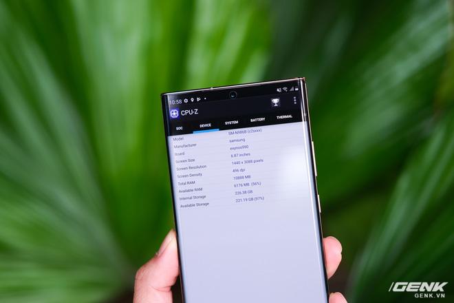 Mở hộp Galaxy Note20 Ultra 5G chính hãng giá 32,99 triệu đồng - Ảnh 16.