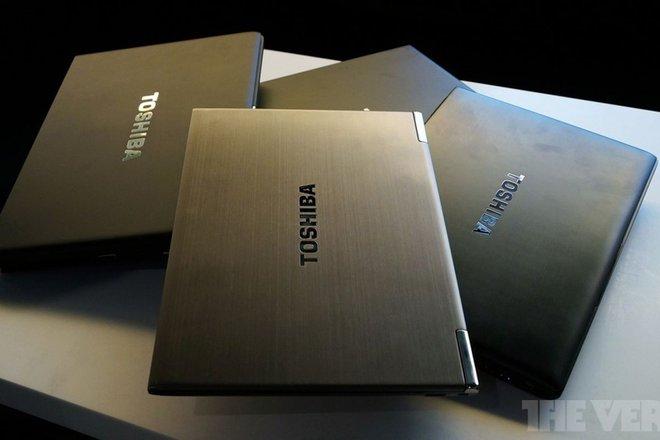 Toshiba chính thức ngừng kinh doanh laptop, kết thúc 35 năm hoạt động - Ảnh 1.