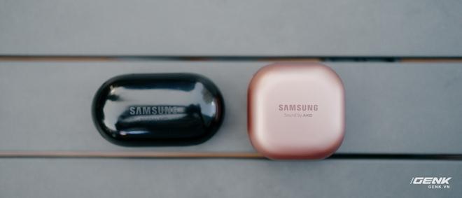 Mở hộp Galaxy Buds Live chính hãng, giá 4.5 triệu đồng - Ảnh 13.