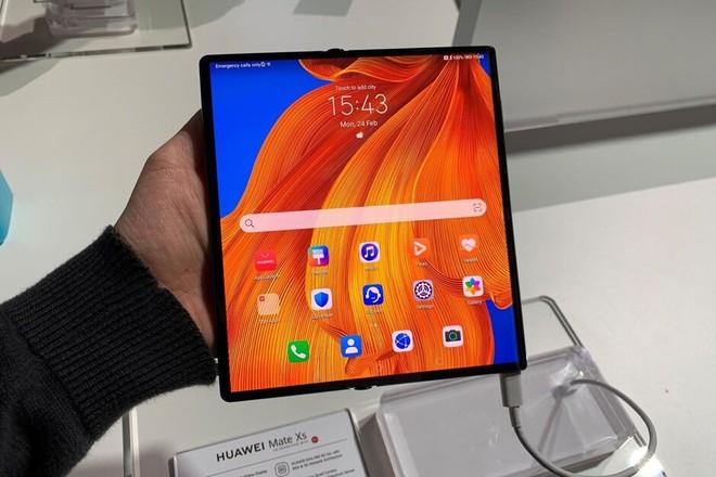 Lộ thông số Huawei Mate X2 5G, sẽ có thiết kế gần giống với Galaxy Z Fold 2 của Samsung - Ảnh 3.
