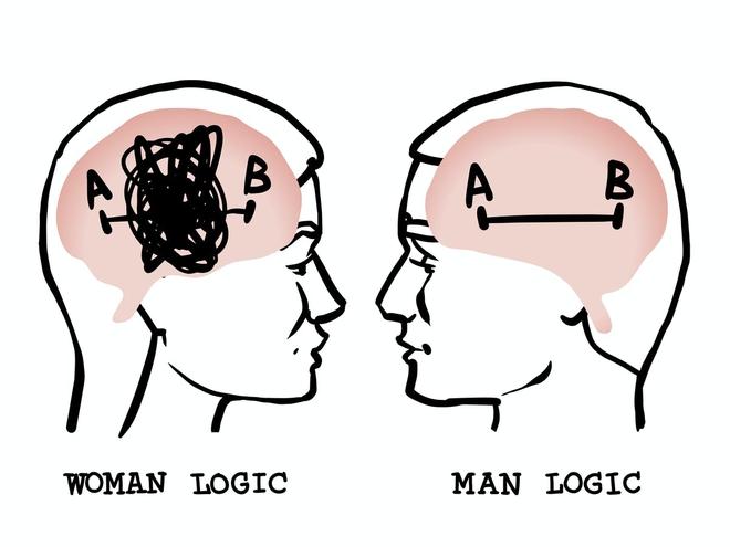 Rốt cuộc não bộ nam giới và phụ nữ có gì khác nhau, và tại sao lại có sự khác biệt đó? - Ảnh 1.