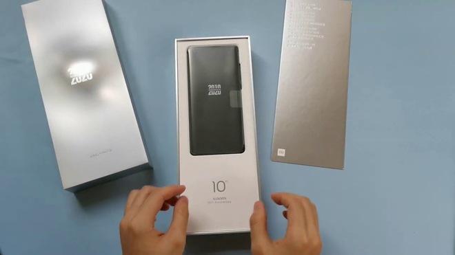 Trên tay Xiaomi Mi 10 Extreme Commemorative Edition trước giờ ra mắt: Sạc 120W, camera zoom 120X, màn 120hz, RAM 12GB - Ảnh 3.