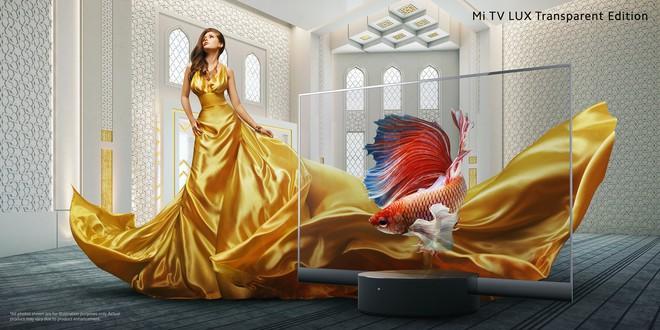 Xiaomi ra mắt TV OLED trong suốt, giá gần 170 triệu đồng - Ảnh 3.