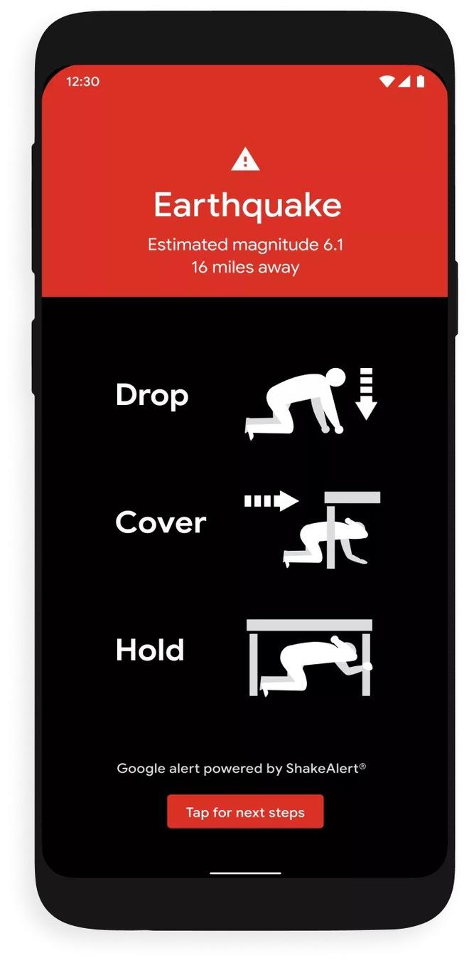 Android sắp trở thành một mạng lưới phát hiện động đất lớn nhất toàn cầu - Ảnh 2.