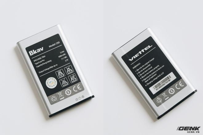Trên tay BKAV C85 giá 500.000 đồng: Pin 3000mAh, chạy KaiOS, hỗ trợ 4G, tiếc rằng không có Wi-Fi - Ảnh 6.