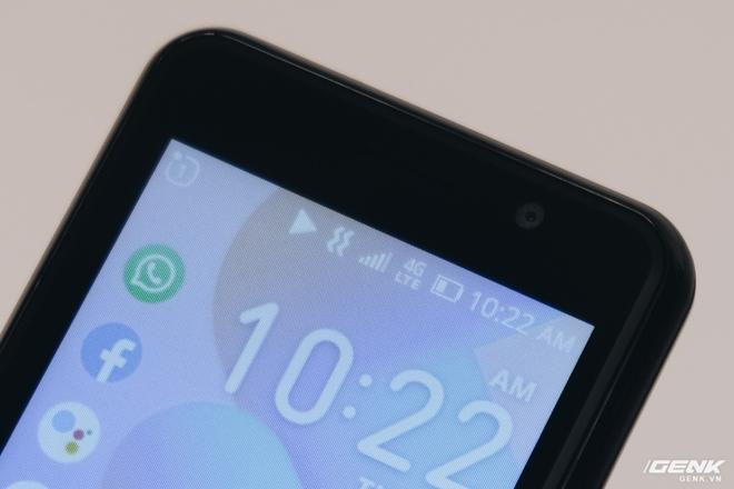 Trên tay BKAV C85 giá 500.000 đồng: Pin 3000mAh, chạy KaiOS, hỗ trợ 4G, tiếc rằng không có Wi-Fi - Ảnh 23.