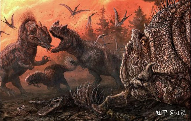 Những mẫu hóa thạch mới tiết lộ loài khủng long Allosaurus không chỉ khát máu mà chúng còn ăn thịt cả đồng loại - Ảnh 1.