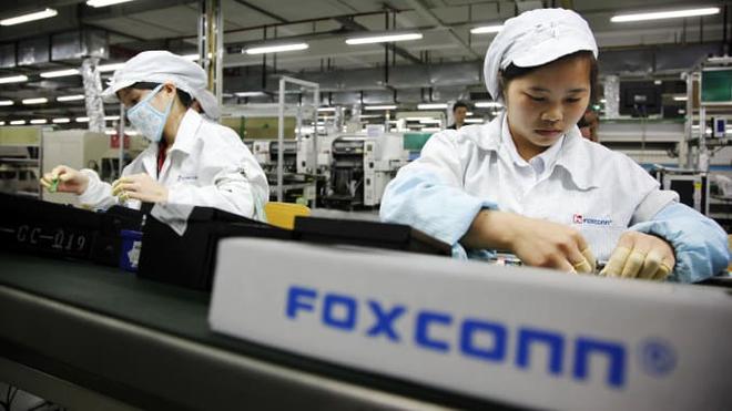 Chủ tịch Foxconn: Những ngày Trung Quốc là công xưởng của thế giới đã hết rồi - Ảnh 1.