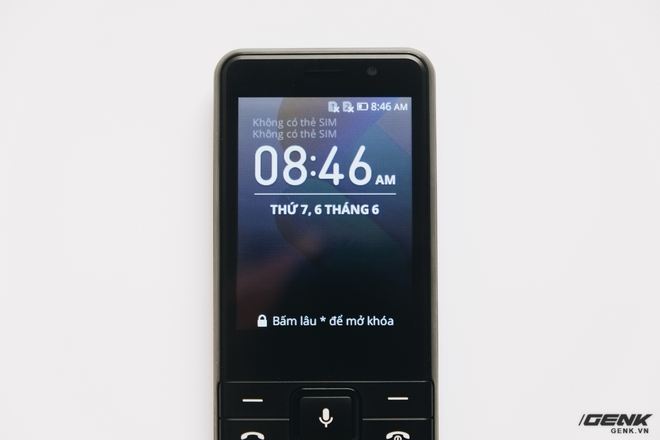 Trên tay BKAV C85 giá 500.000 đồng: Pin 3000mAh, chạy KaiOS, hỗ trợ 4G, tiếc rằng không có Wi-Fi - Ảnh 15.