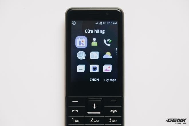 Trên tay BKAV C85 giá 500.000 đồng: Pin 3000mAh, chạy KaiOS, hỗ trợ 4G, tiếc rằng không có Wi-Fi - Ảnh 17.