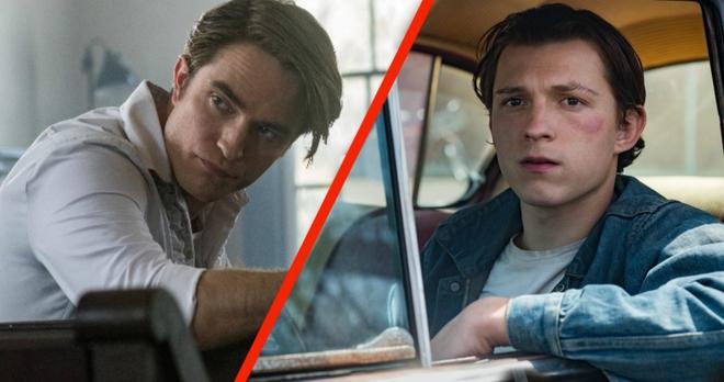 Netflix tung trailer bom tấn drama nhuốm màu tâm lý tội phạm pha chút kinh dị, quy tụ rất nhiều sao lớn của DC và Marvel - Ảnh 2.