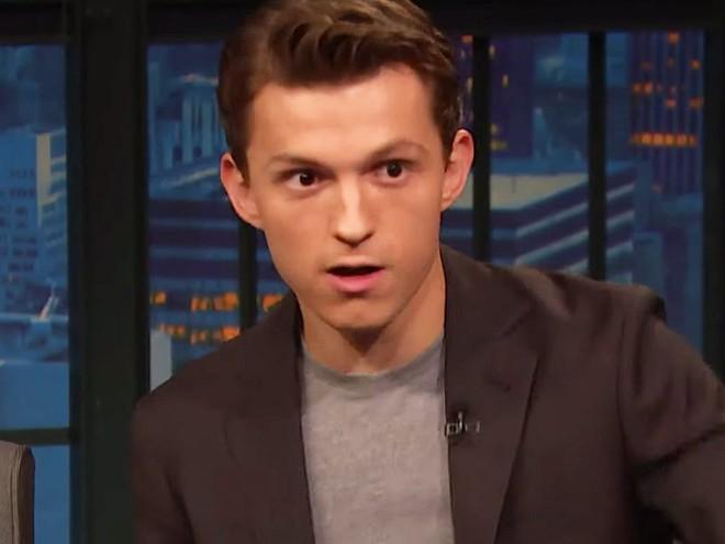"""Lộ diện video Tom Holland thử vai Spider-Man của MCU: Vượt qua 7.500 đối thủ vòng sơ loại, thử thách cuối cùng là đóng chung với """"Đội trưởng Mỹ Chris Evans - Ảnh 2."""