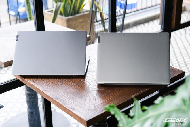 Cận cảnh bộ đôi Lenovo Ideapad Slim 3i và 5i: Trang bị Intel Core i thế hệ 10, thiết kế tối giản, giá phổ thông cho sinh viên và người dùng văn phòng - Ảnh 1.