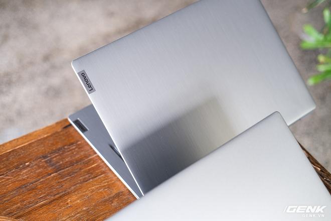 Cận cảnh bộ đôi Lenovo Ideapad Slim 3i và 5i: Trang bị Intel Core i thế hệ 10, thiết kế tối giản, giá phổ thông cho sinh viên và người dùng văn phòng - Ảnh 2.