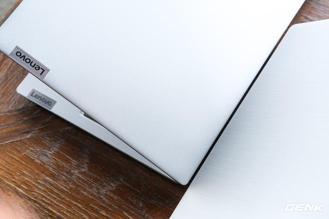Cận cảnh bộ đôi Lenovo Ideapad Slim 3i và 5i: Trang bị Intel Core i thế hệ 10, thiết kế tối giản, giá phổ thông cho sinh viên và người dùng văn phòng - Ảnh 3.