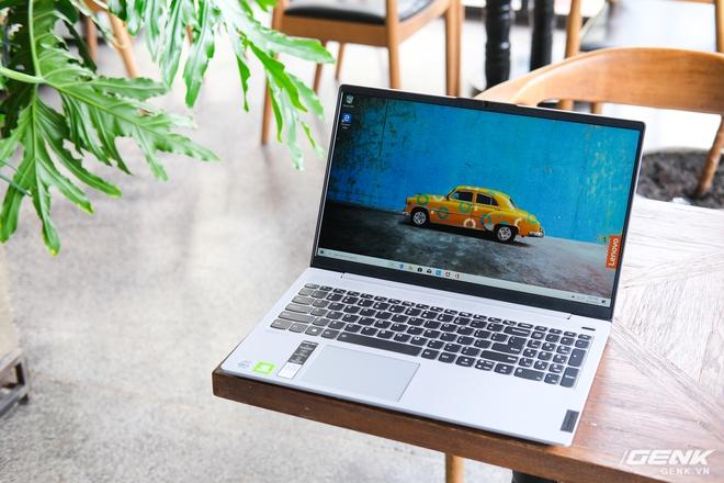 Cận cảnh bộ đôi Lenovo Ideapad Slim 3i và 5i: Trang bị Intel Core i thế hệ 10, thiết kế tối giản, giá phổ thông cho sinh viên và người dùng văn phòng - Ảnh 7.