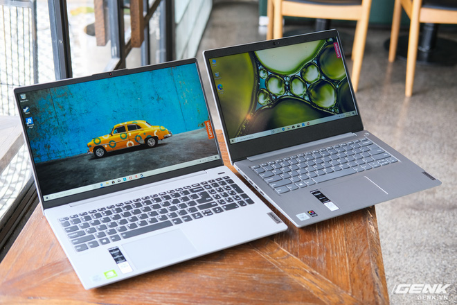Cận cảnh bộ đôi Lenovo Ideapad Slim 3i và 5i: Trang bị Intel Core i thế hệ 10, thiết kế tối giản, giá phổ thông cho sinh viên và người dùng văn phòng - Ảnh 6.
