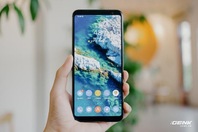 Trên tay quái vật gaming ROG Phone 3: Snapdragon 865+, màn hình 144Hz, pin 6000mAh, giá từ 14.5 triệu đồng - Ảnh 10.