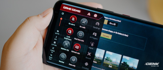 Trên tay quái vật gaming ROG Phone 3: Snapdragon 865+, màn hình 144Hz, pin 6000mAh, giá từ 14.5 triệu đồng - Ảnh 23.