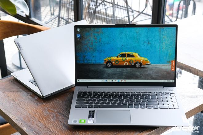 Cận cảnh bộ đôi Lenovo Ideapad Slim 3i và 5i: Trang bị Intel Core i thế hệ 10, thiết kế tối giản, giá phổ thông cho sinh viên và người dùng văn phòng - Ảnh 11.