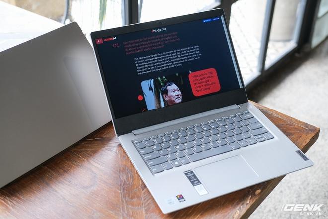 Cận cảnh bộ đôi Lenovo Ideapad Slim 3i và 5i: Trang bị Intel Core i thế hệ 10, thiết kế tối giản, giá phổ thông cho sinh viên và người dùng văn phòng - Ảnh 14.