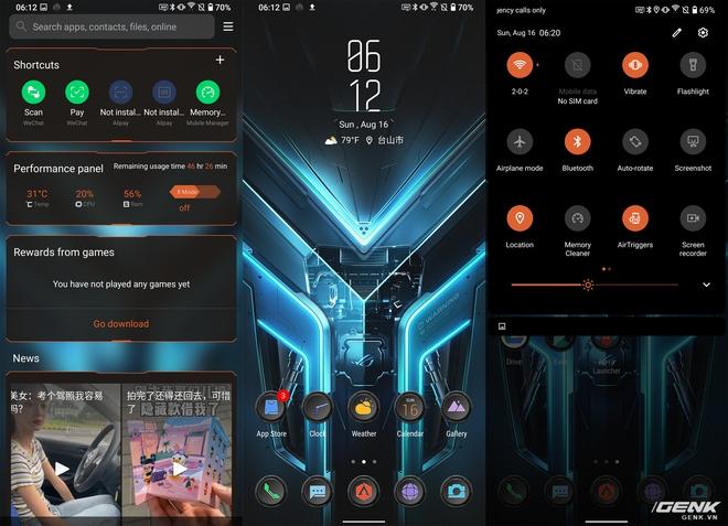 Trên tay quái vật gaming ROG Phone 3: Snapdragon 865+, màn hình 144Hz, pin 6000mAh, giá từ 14.5 triệu đồng - Ảnh 20.