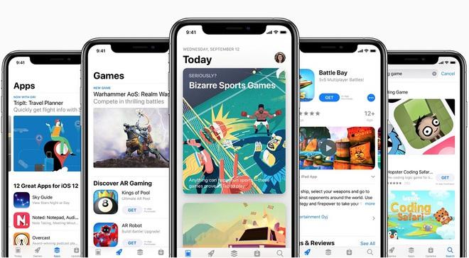Trong cuộc chiến tàn khốc sắp tới, bạn đứng về phía Epic (Fortnite), Spotify và Facebook, hay về phe liên minh bất đắc dĩ của Apple và Google? - Ảnh 1.
