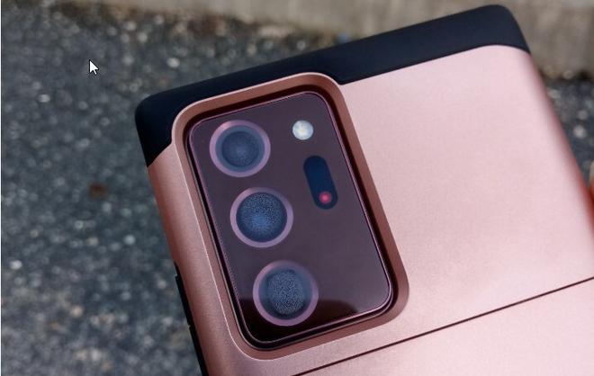 Galaxy Note20 bị người dùng tố gặp lỗi camera sương mù, Samsung giải thích đây chỉ là hiện tượng tự nhiên - Ảnh 1.