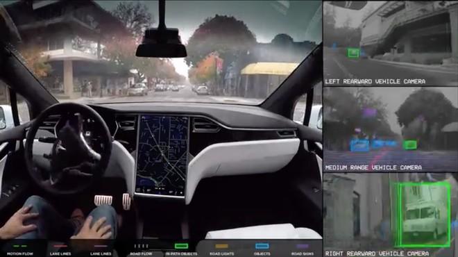 Hệ thống tự lái của xe Tesla đang được hoàn thiện bằng trí tuệ nhân tạo, sẽ là bước nhảy vọt lượng tử của ngành ô tô - Ảnh 1.