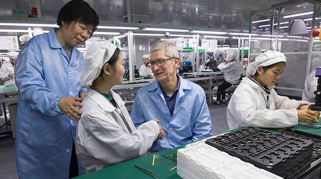 Apple tạm dừng kế hoạch sản xuất iPhone tại Việt Nam, vì các nhà máy chưa đáp ứng đủ yêu cầu - Ảnh 1.